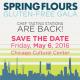 Spring Flours Event Banner