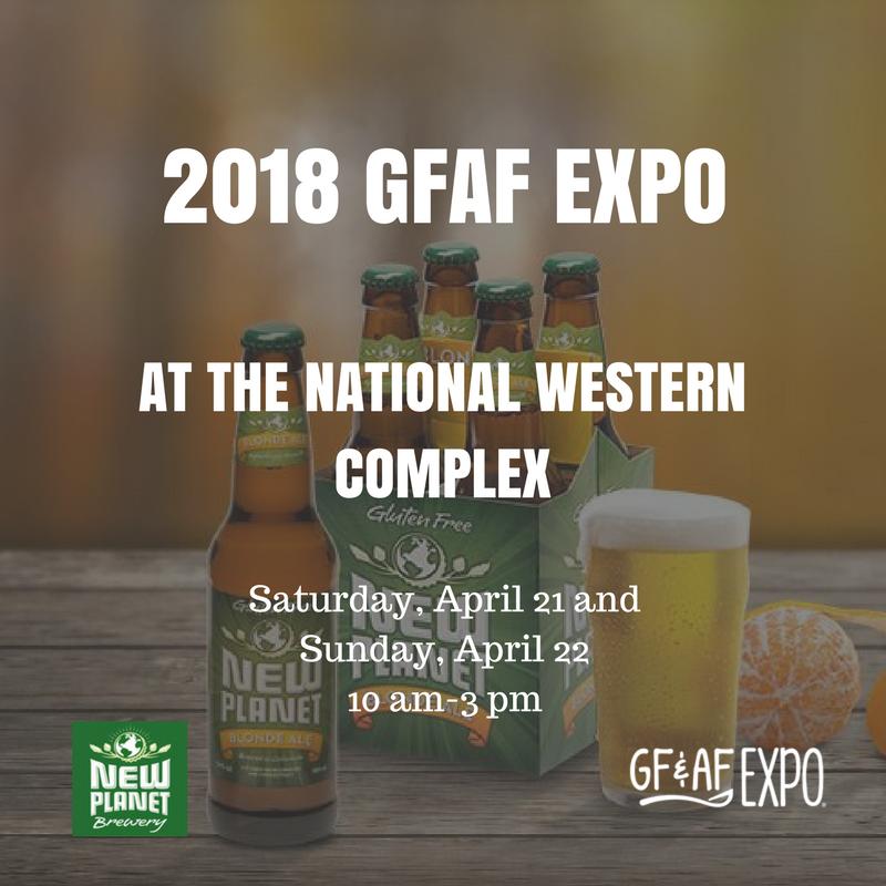 Gluten Free Events NPB