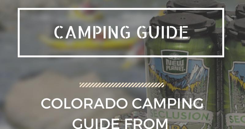 summer camping in colorado