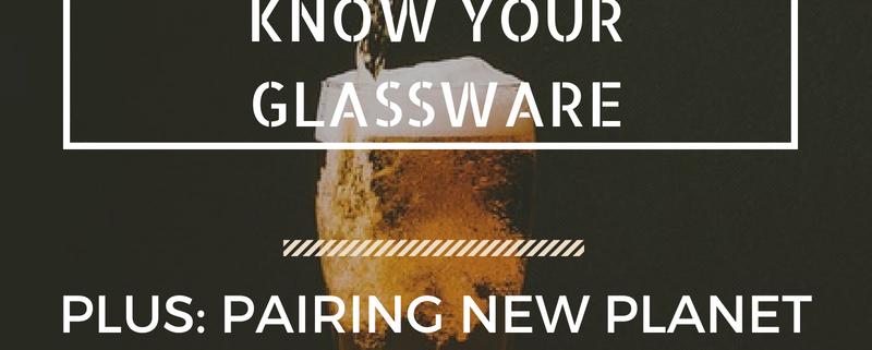 new planet beer beer glassware